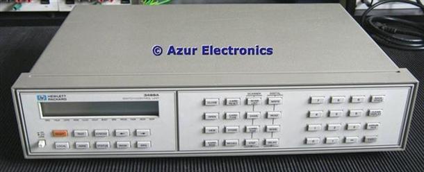 hp 3488a switch control unit rh azurelectronics com hp 3468a manual HP Printer User Manual